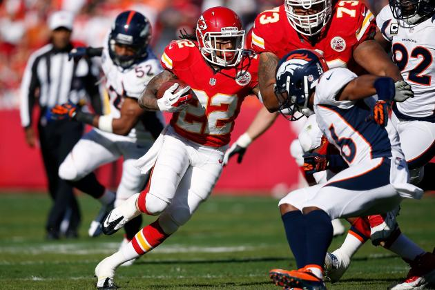 Chiefs' McCluster Leaves Practice Due to Illness