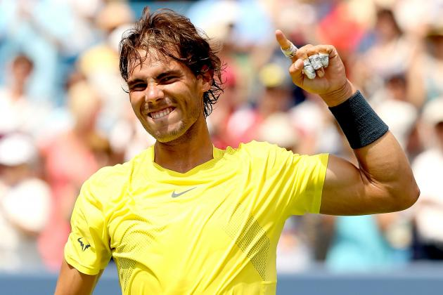 US Open Tennis 2013: Top Seeds with Toughest Road to Final