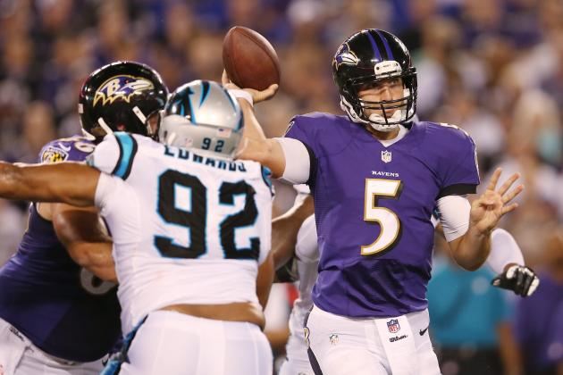 The Good, the Bad and the Ugly from the Ravens' Preseason Week 3 Loss