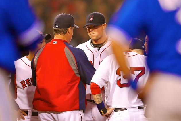 Red Sox's Lack of True Ace Will Cost Them Any Shot at 2013 World Series