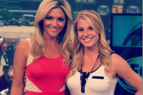 Fox Sports 1 Sure Has a Lot of Blonde Female Talent