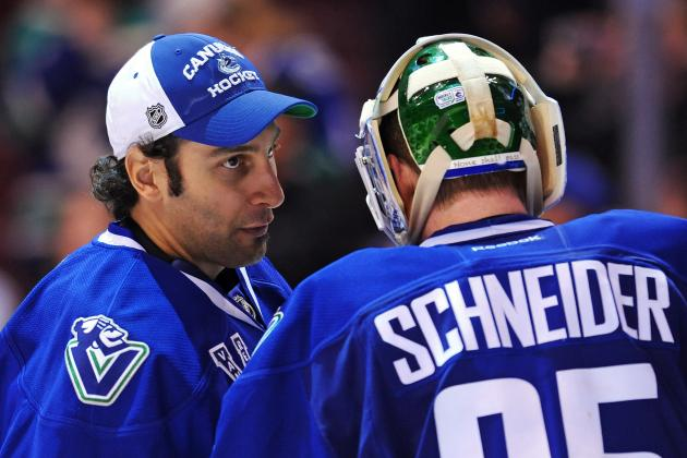 Luongo Finally Speaks — and Reveals He Tried to Void His Contract