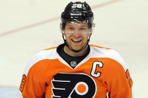 Report: Giroux to Skip Canada's Orientation Camp