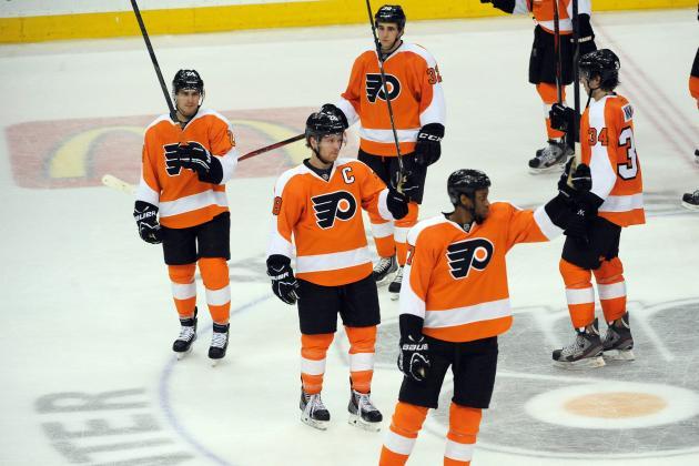 Flyers Announce TV, Radio Broadcast Schedule