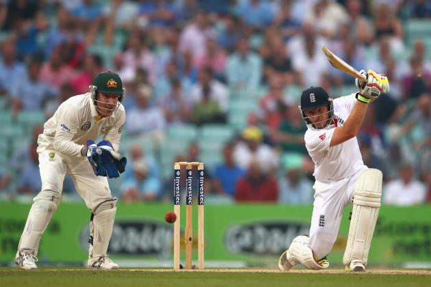 Ashes 2013: A Test of Time