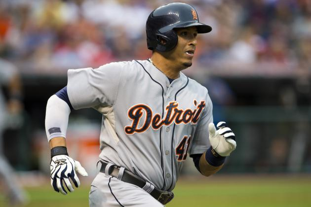 Victor Martinez to Catch His First Game Since 2011