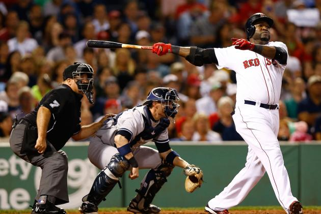 David Ortiz Returns to Lineup vs. Dodgers