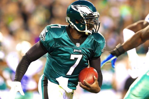 Should Chip Kelly Unleash Michael Vick in the Running Game?