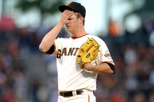Matt Cain Injury: Updates on San Francisco Giants Star's Arm