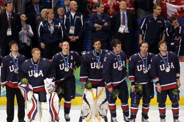 Predicting Team USA's Hockey Roster for the 2018 Olympic Games