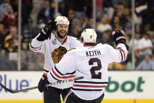 Chicago Blackhawks: Has Brent Seabrook Reached His Peak or Can He Bounce Back?