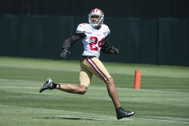 Asomugha a 'Really Good Shot' to Stick with 49ers