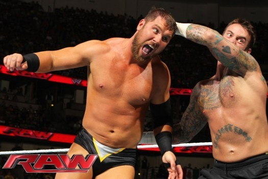 CM Punk and Curtis Axel Cannot Wrestle for the Intercontinental Title