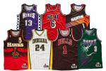 Most Original NBA Jerseys of Last 20 Years