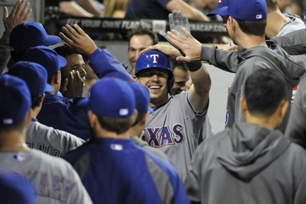 VIDEO: Ian Kinsler Gets Inside-the-Park Homer Due to Hidden Ball