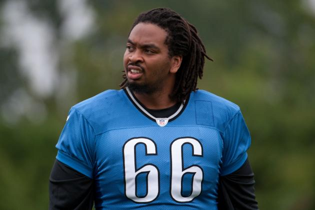 LaAdrian Waddle Can Start at Right Tackle for the Detroit Lions