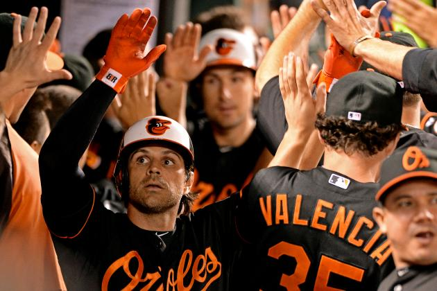 Orioles Fight off A's with Help from Roberts' Slam