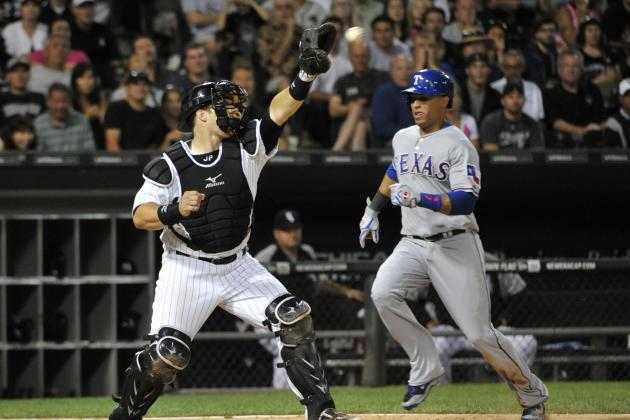 Rapid Reaction: Rangers 11, White Sox 5