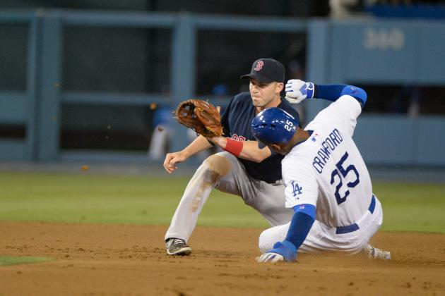 Rapid Reaction: Dodgers 2, Red Sox 0