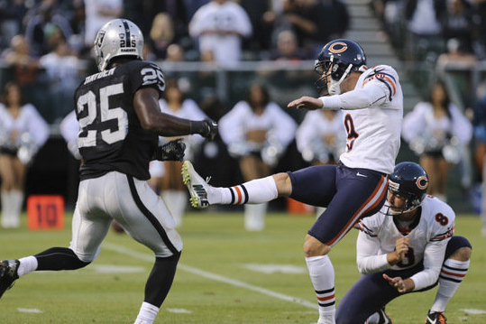 D.J. Hayden Played and Played Pretty Well in Oakland Raiders Debut
