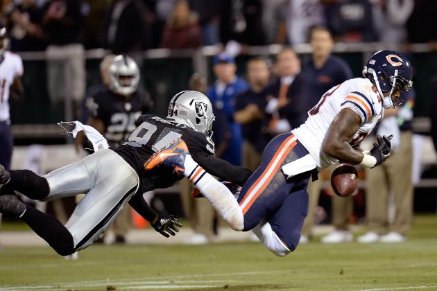 Rapid Reaction: Bears 34, Raiders 26