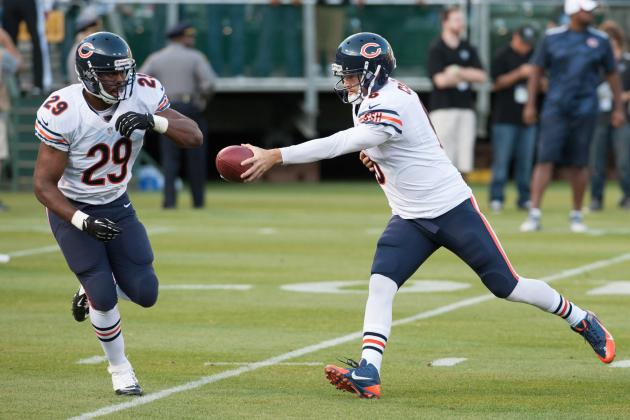 Cutler Gets Offense Going Against Raiders