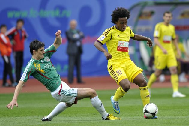 Chelsea Transfer News: Willian Swoop from Tottenham Will End Up Biting Blues