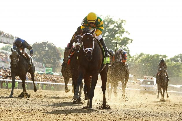 Verrazano Takes on Derby, Belmont Winners in Travers at Saratoga