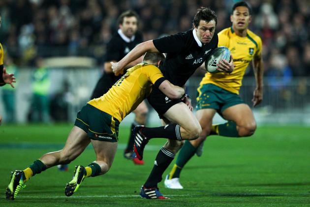 Bledisloe Cup 2013 Results: Game 2 Score and Recap for New Zealand vs. Australia