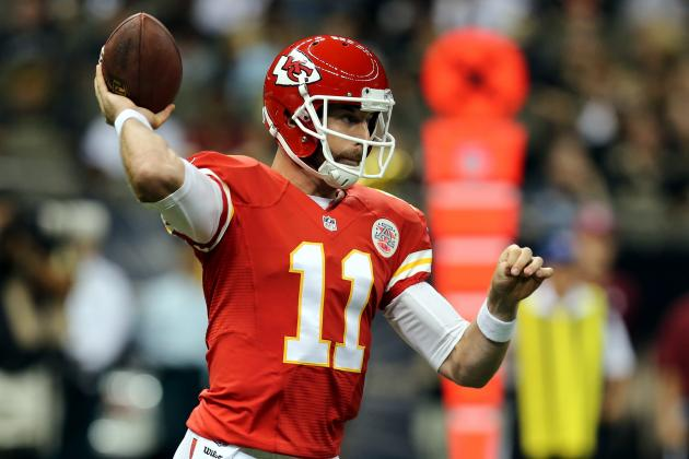 Kansas City's Offense Must Step and Make Progress Against Pittsburgh