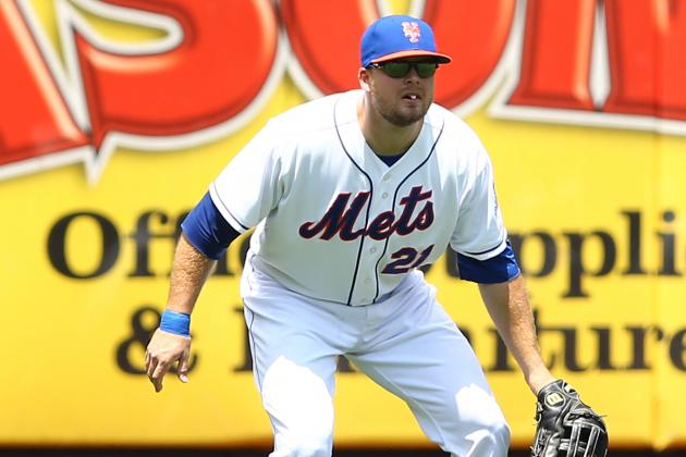 Mets Recall Lucas Duda from AAA; Option of Mike Baxter