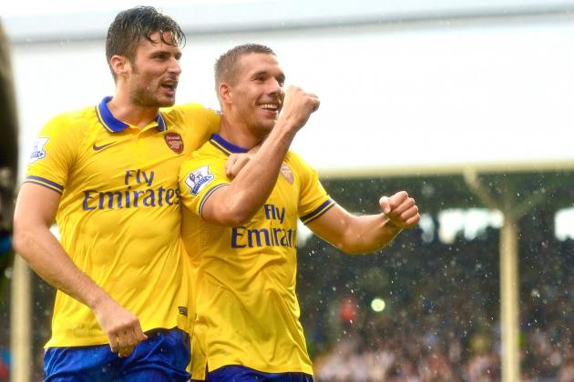 Fulham vs. Arsenal: Premier League Live Score, Highlights, Recap