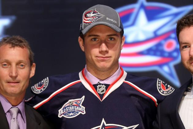 Ryan Murray Tops Columbus Blue Jackets' Prospects List