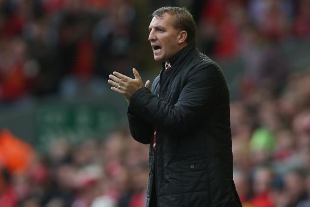Liverpool Transfer News: Brendan Rodgers Must Shift Focus Away from Left Wing