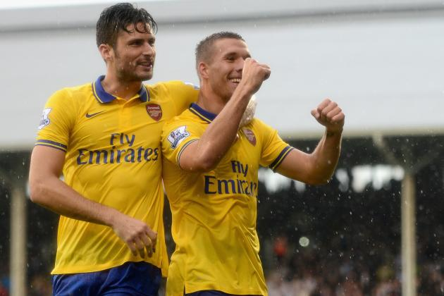 Fulham vs. Arsenal: Score, Grades and Post-Match Reaction