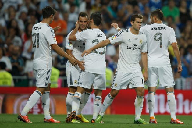 Granada vs. Real Madrid: Date, Time, Live Stream, TV Info and Preview