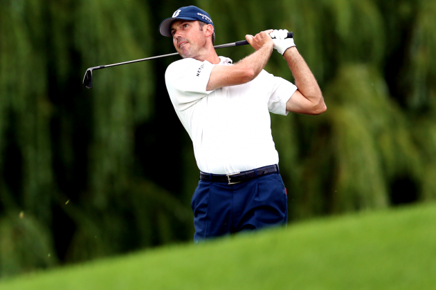 Barclays 2013 Leaderboard Day 3: Scores, Standings and Results