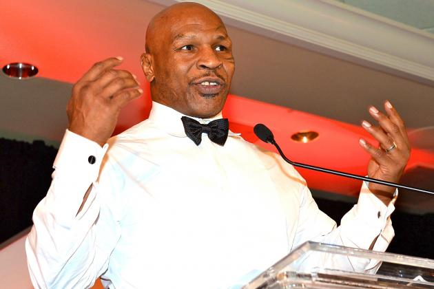 Mike Tyson Says He's Been Lying About Recent Sobriety