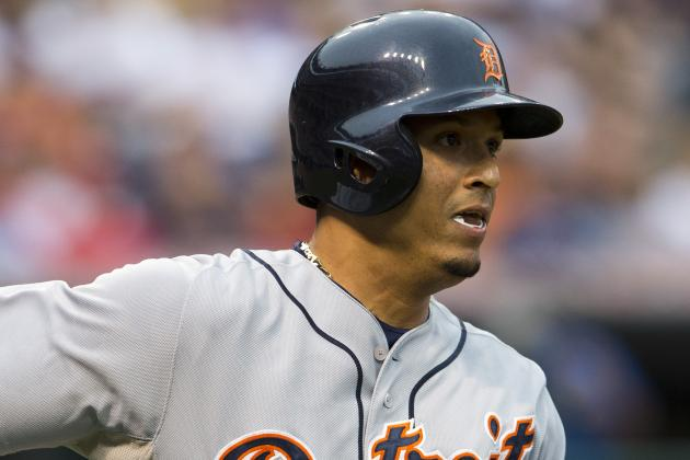 Victor Martinez, Torii Hunter and Jose Iglesias Sitting Today vs. Mets