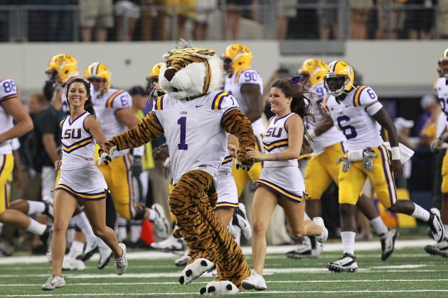 TCU Fans Beware: The LSU Tigers Will Take over Dallas