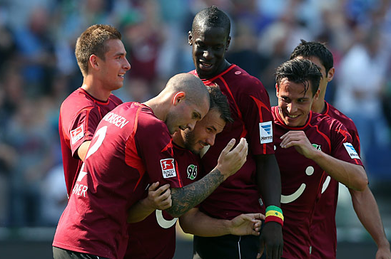 Result: Hannover Beat Schalke in Feisty Encounter