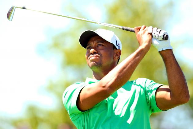 Tiger Woods at Barclays 2013 Tracker: Day 3 Highlights, Updates and Analysis