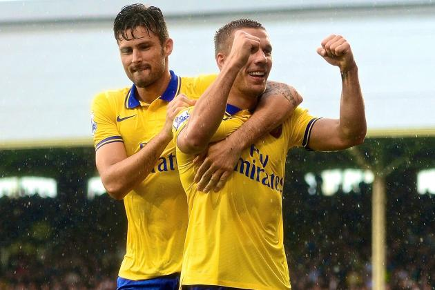 Arsenal: Convincing 3-1 Win over Fulham Should Help Restore Fan Confidence
