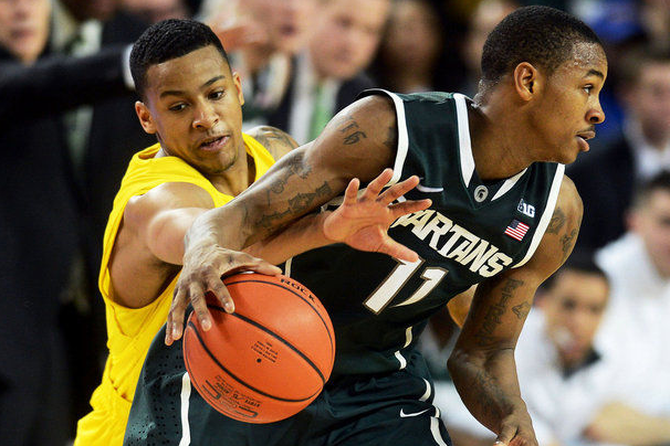 Spartans Hope to Fix 'Inexcusable' Assist-to-Turnover Ratio