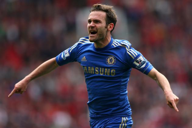 Chelsea Transfer News: Jose Mourinho Wisely Downplays Juan Mata Rumours