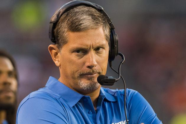Detroit Lions Coach Jim Schwartz Needs to Stay 'Humbled'