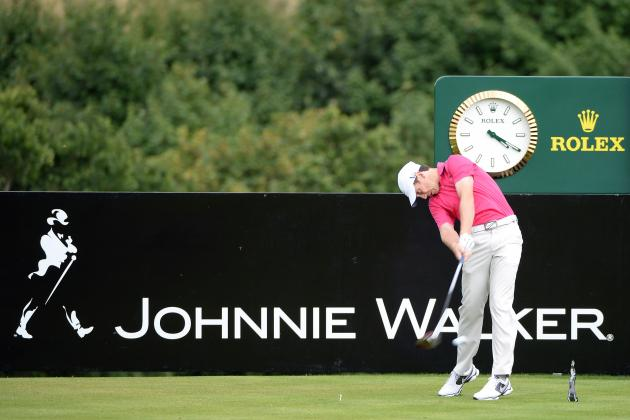 Johnnie Walker Championship 2013: Tee Times for Top Contenders at Gleneagles