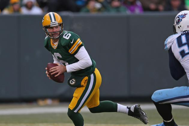Packers Parting Ways with Graham Harrell