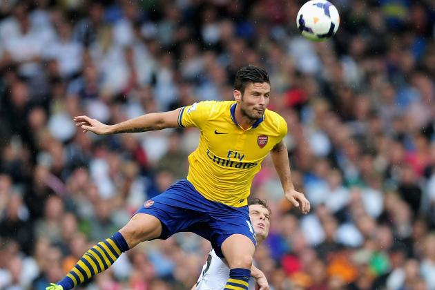 Is Olivier Giroud Becoming the Reliable Scorer Arsenal Need?