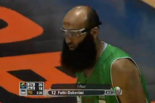 There's a New Gold Standard for Bearded Basketball Players